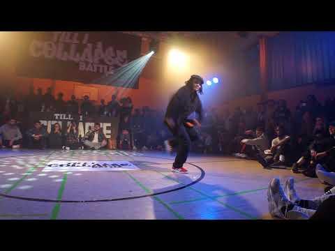 Till I Collapse Battle 2017 |Judge Demo Hip Hop Batalla