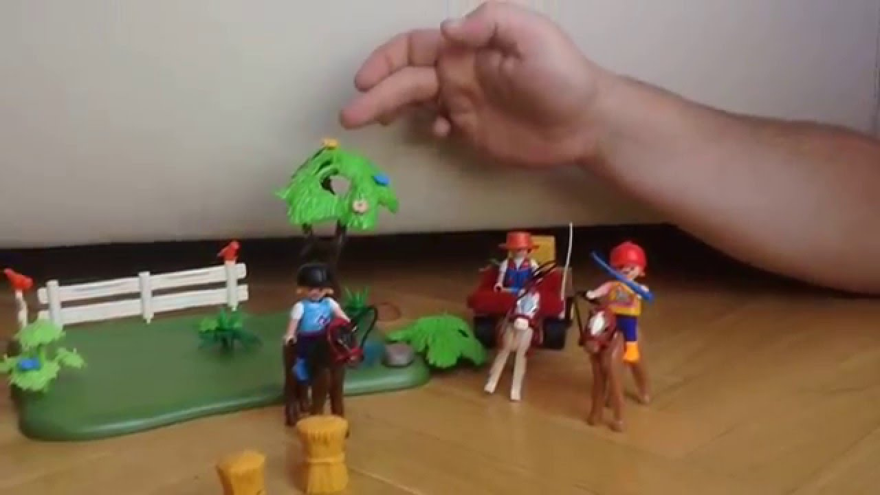 Clicks de Playmobil COUNTRY