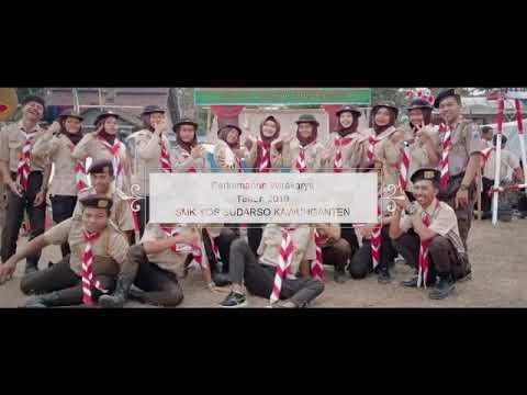 Perkemahan wirakarya ranting Kawunganten - SMK Yos Sudarso kawunganten (◍•ᴗ•◍)❤