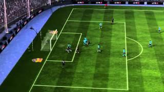 Fifa 11 по сети (игры с другом) #5