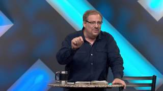 How To Live a Blessed Life  Depending On God With Pastor Rick Warren