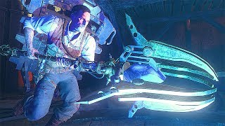 ORIGINS STAFFS MULTIPLY ATTEMPT! Call of Duty Black Ops 3 Zombies Chronicles Gameplay