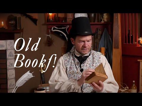 18th Century Children's Books – Live In The Nutmeg Tavern Replay