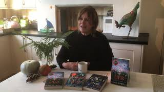 Debbie Howells talks about her books