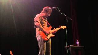 Joseph Arthur Acoustic Solo w/dancing at end of Ashes Everywhere SELLERSVILLE PA 4-21-16