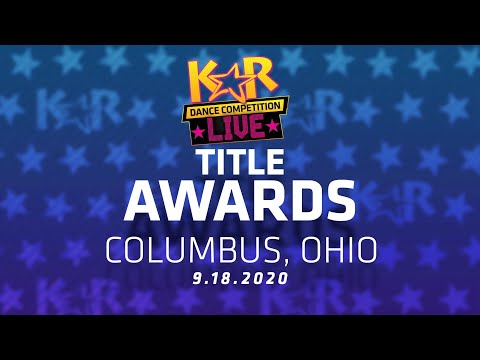 KARlive Columbus, OH - Title Awards 9.18.2020
