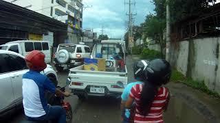 Motorbike Ride, Taxi App, Angkas, Philippines