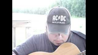Keith Whitley - She Never Got Me Over You (Cover by Curt McConnell)