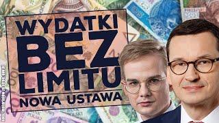 PiS chce zawiesić regułę wydatkową!