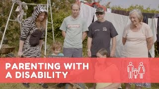 Parenting with a Learning Disability