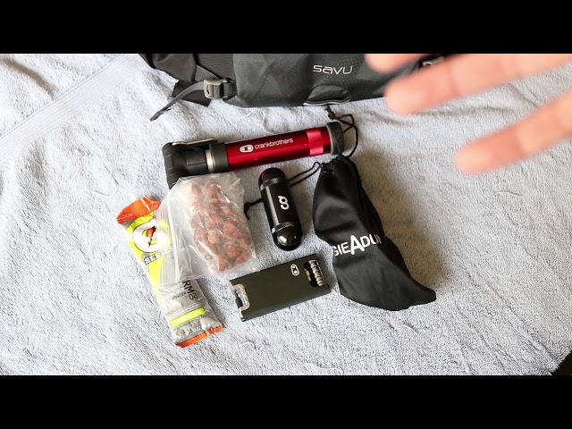 Видео Сумка Osprey Savu 5 Black