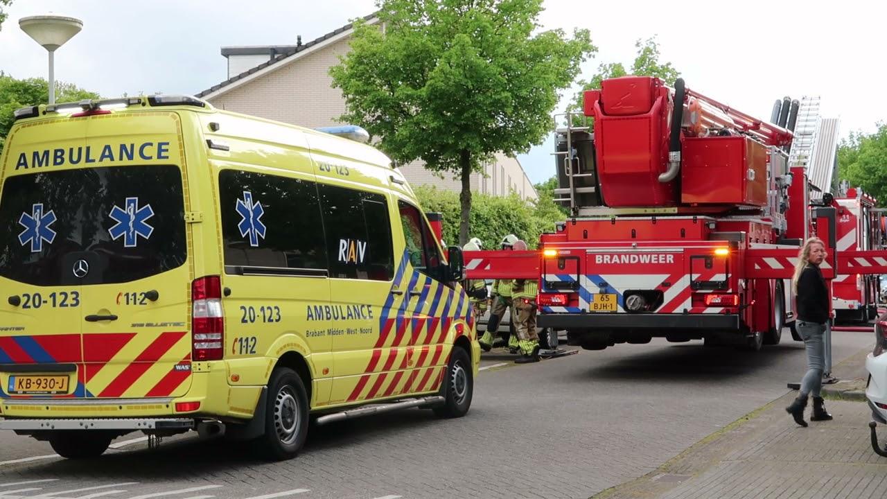 22 05 2021 – Breda – Uitslaande brand papegaaien overleden aan de Aurelia