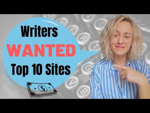 Make Money Writing Articles (Up To $2000🔥) Top Paying Sites!