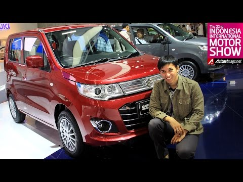 First impression review Suzuki Karimun Wagon R GS LCGC 2014