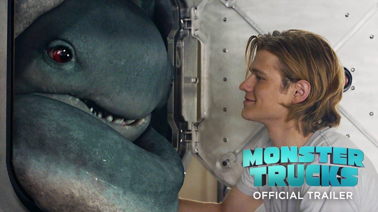 Trailer för Monster Trucks