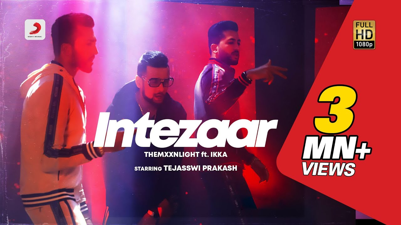 Intezaar Lyrics in English - THEMXXNLIGHT, Ikka
