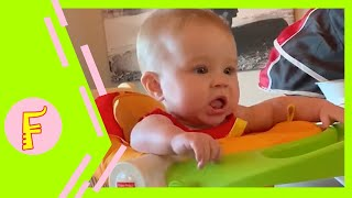 Look At That Cuteness 😍  | Cute Baby Funny Moments | 2021
