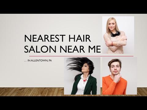 Nearest Hair Salon Near Me in Allentown PA — nearby Lehigh Valley… – Maren J. Webb