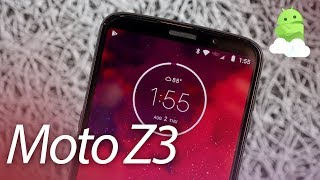 Motorola Moto Z3: The First 5G Phone (Sort Of)