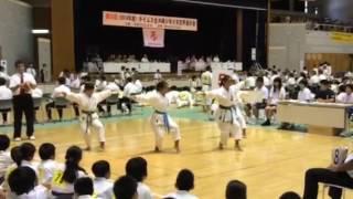 2016沖縄タイムス少年少女空手道大会!