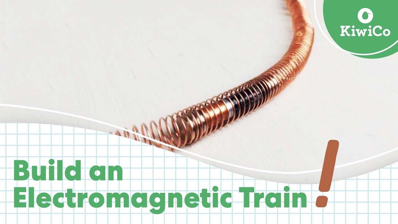 Electromagnetic Train