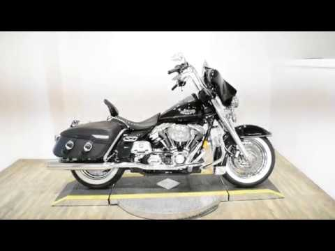 2005 Harley-Davidson FLHRCI Road King® Classic in Wauconda, Illinois - Video 1