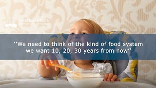 """Paul Winters (IFAD): """"We need to think of the kind of food system we want 10, 20, 30 years from now"""""""