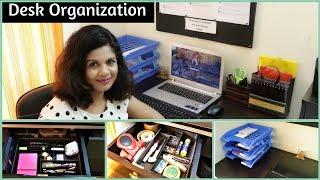 Desk   Study Table Organization