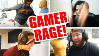 Streamers Ultimate RAGE QUITS LOL!