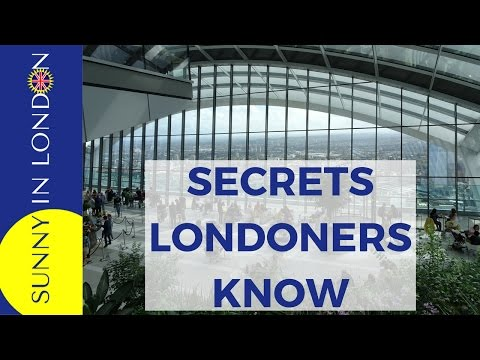 VISITING LONDON – TRAVEL TIPS FROM LOCALS
