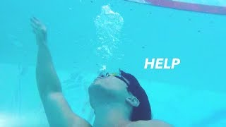 How To Swim In DEEP DEEP Water (1 Year Later...)