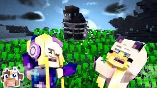 ISY und RONJA RETTEN ein BABY ÄFFCHEN?! - Minecraft PETS
