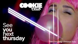CookieClub Every Thursday  AIR Amsterdam