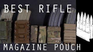 Best rifle magazine pouch (AR-15)