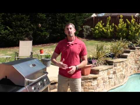 Char-Broil TRU-Infrared Gas Grill Customer Review-Brian