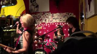Desperate Blues Girls  - Don't start lying to me now (Joss Stone cover) - Live@Crossover, Roma