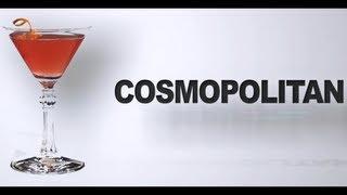 Смотреть онлайн Космополитен коктейль в домашних условиях