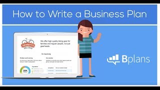 How to Write a Business Plan | Bplans.com
