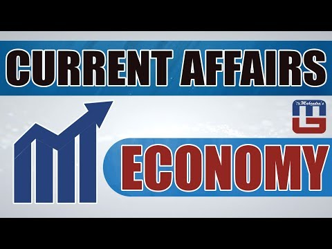 CURRENT AFFAIRS ECONOMY | GENERAL AWARENESS | SBI PO 2017 | MUST WATCH