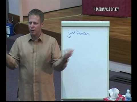 Holiness 1- Raymond Woodward Part 2 of 17