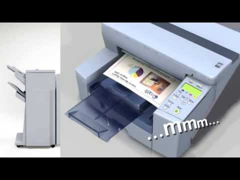 Ricoh Gelsprinter (Geldrucker)