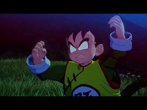 Piccolo Saves Gohan The Giant Ape By Destroying The Moon – Dragon Ball Z Kakarot
