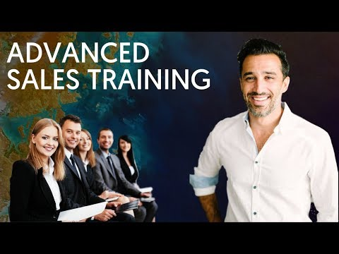 9 Advanced Sales Techniques For Business Professionals - YouTube