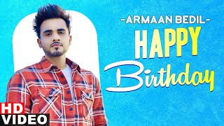 Birthday Wish | Armaan Bedil | Birthday Special | Latest Punjabi Songs 2020 | Speed Records