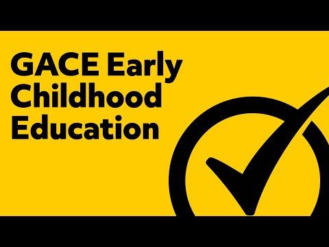 Free GACE Early Childhood Education (501) Exam Practice ...