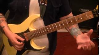 Def Leppard - Gods Of War - Guitar Lesson by Mike Gross