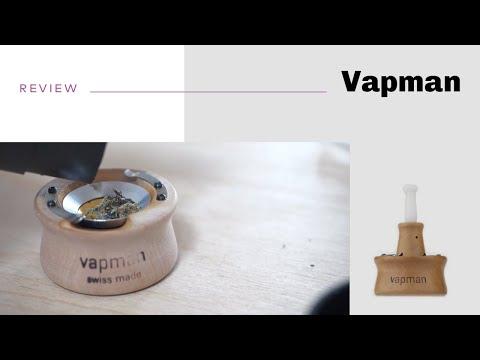 Vapman Vaporizer Review – short&sweet