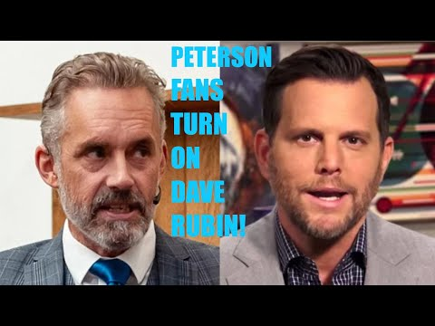SHOCK: Jordan Peterson's Fans TURN ON Dave Rubin & Call Out Dave Rubin For Being A FRAUD!