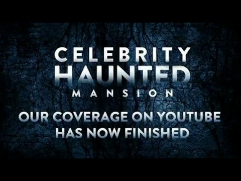Celebrity Haunted Mansion Live | Camera 3 - Chapel | W
