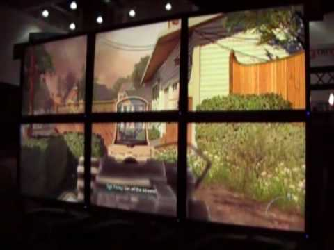 ATI Eyefinity: Like Playing Modern Warfare 2 Through A Window